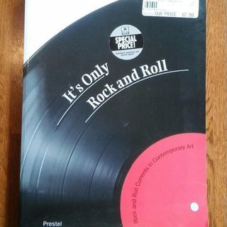 洋書 It's Only Rock and Roll