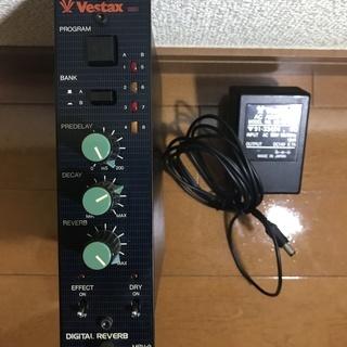 Vestax:MRV-9:デジタルリバーブ