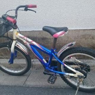 【18インチ】子供用男の子 ブリヂストン自転車