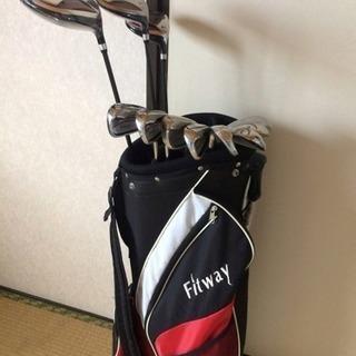 【新品含む★】ゴルフ クラブ フルセット キャディバッグ付 11本セット