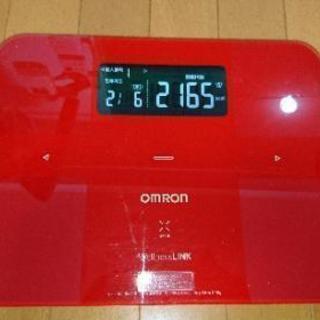 オムロン体重体組成計 HBF-252F-R