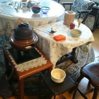 🎵吉祥寺『抹茶を楽しむ会』(リビングのテーブルで気軽に抹茶を楽しみ...