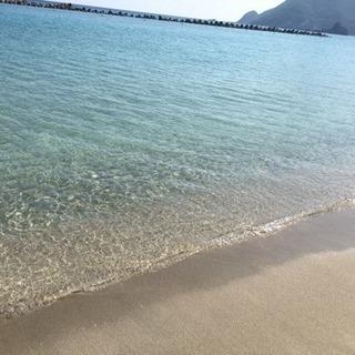 𓇼竹野浜海水浴場𓆉