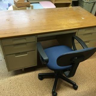 無料!中古オフィス机・オフィスチェアー