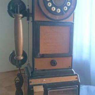 インテリアに。アンティーク電話機
