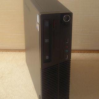 Lenovo デスクトップ M71e (G630/4/250/SM...