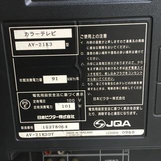 ブラウン管テレビと地デジチューナーとHDMI変換器