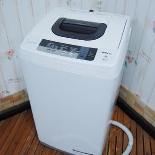 【美品/女性使用/20日〆切】HITACHI 日立 全自動洗濯機 ...