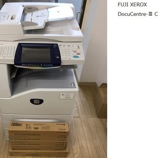 完動品 コピー機 FUJI XEROX DocuCentre-Ⅲ ...