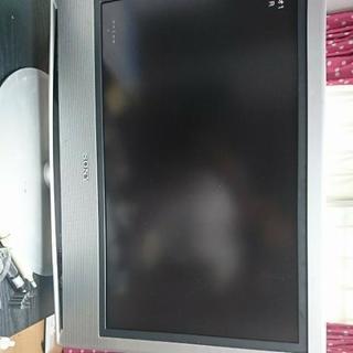 SONY 26インチ液晶テレビ  ドット抜けあり
