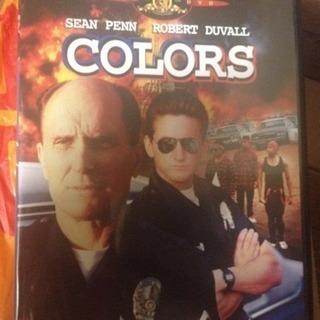 カラーズ 天使が消えた街 DVD ギャング クリップス ブラッツ