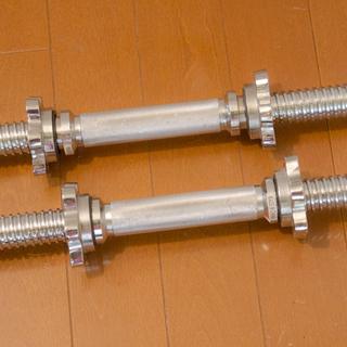 ダンベル(10kg×2本)