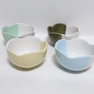 陶器の小鉢 4個セット