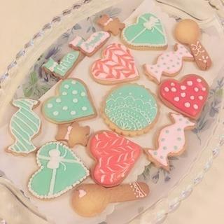 アイシングクッキーを作りましょう٩( ᐛ )و