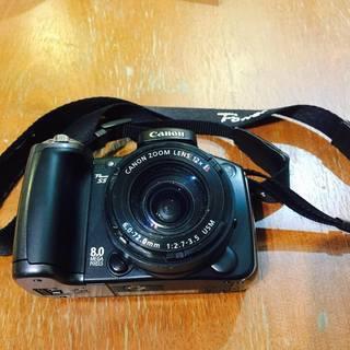 【先着順】Canon PowerShot S5IS デジタル一眼カメラ