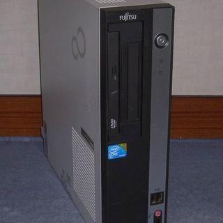 富士通デスクトップ D530/AX (E7500/3/160/W10)