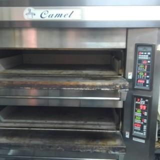 パン焼きオーブン ケーキ型やパン型などすべて込み20万円