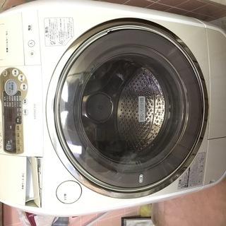 HITACHI ドラム式洗濯機 (洗濯乾燥機) BD-V2R (2...
