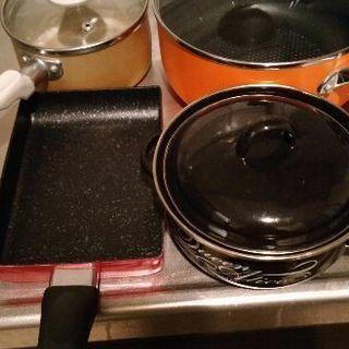 鍋とフライパン