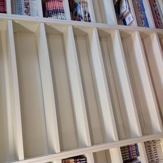 本棚400冊収納