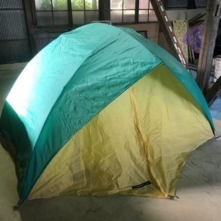 ダンロップ 軽量テント