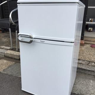 ユーイング2ドア冷蔵庫88L