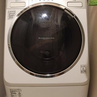 TOSHIBA ドラム式洗濯機