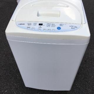 💕【取付無料】DAEWOO 4.6Kg 洗濯機 メーカー保証残有り