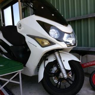 デイリンQ2ダイナミック 125cc