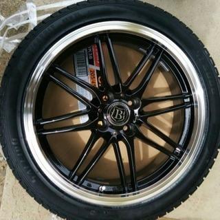 205/45R17新品タイヤ&ホイール4本セット