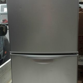 05年・National ノンフロン冷凍冷蔵庫NR-B123J-S...