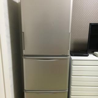 2013年製シャープどっちもドア 冷蔵庫