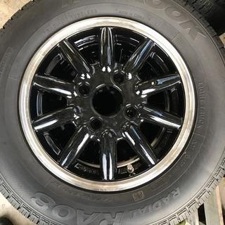 タイヤ、ホイールセット