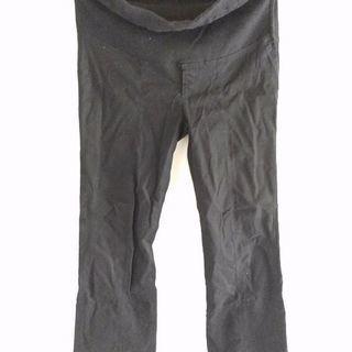 マタニティ 厚手のズボン