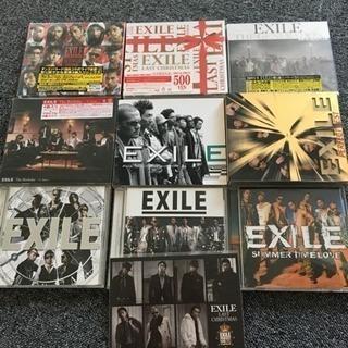 自 EXILE シングル CD ポストカード 美品 内袋あり