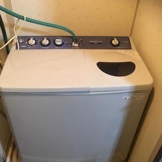 東芝二層洗濯機2010年式
