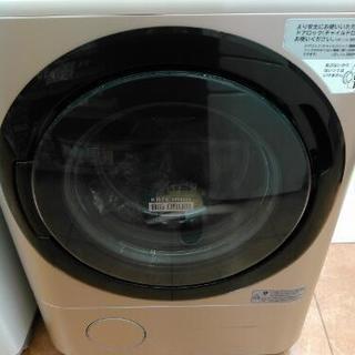 HITACHI 2016年式 12/6㎏ドラム式 洗濯機