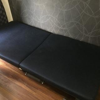 折りたたみベッド 無料