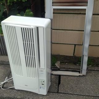 (取り置き中) 2012年製、コイズミ窓用エアコン、KAW-1826