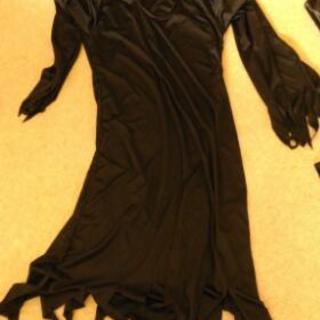 魔女の衣装