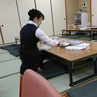 【高時給】式場スタッフ募集【シフト自由】
