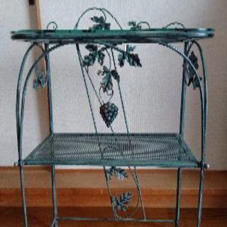 飾り棚  花台  置き台