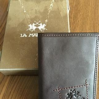 厚 17.7 LA MARTINA ラマルティーナ レザー 財布