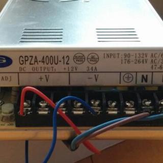 ☆値下げ☆DC安定化電源 GPZA-400U-12