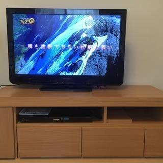 テレビ台、棚