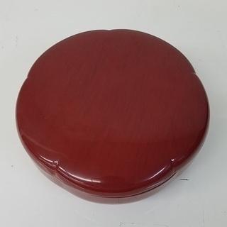 菓子器★樹脂製合成漆器★プラスチック製★和風