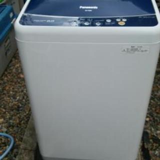 全自動洗濯機❗(保証付き)ジモティ限定お買得❗パナソニック全自動洗...