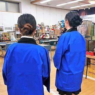 【高時給&一日のみ】接客スタッフ【研修不要】