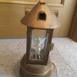 ティンカーベルの照明