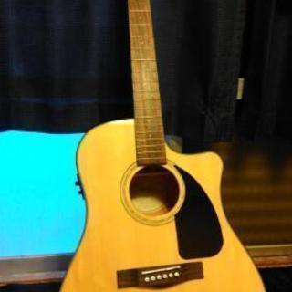 fenderアコースティックギター